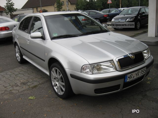 Skoda  Octavia 1.4 Selection LPG gas plant prince 2004 Liquefied Petroleum Gas Cars (LPG, GPL, propane) photo