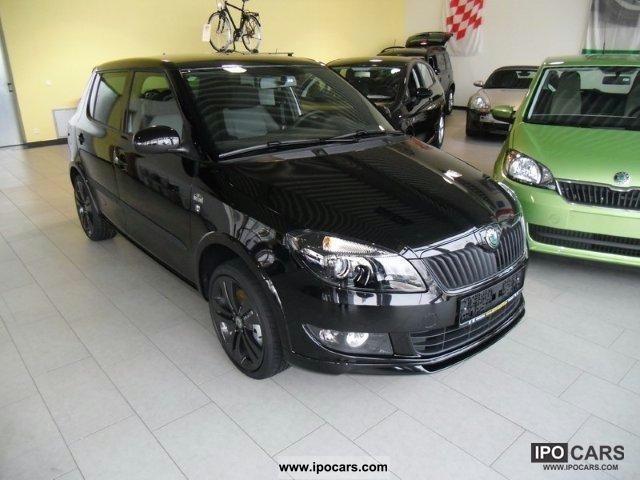 2011 Skoda  Fabia 1.2 TSI 105 hp Monte Carlo Limousine New vehicle photo
