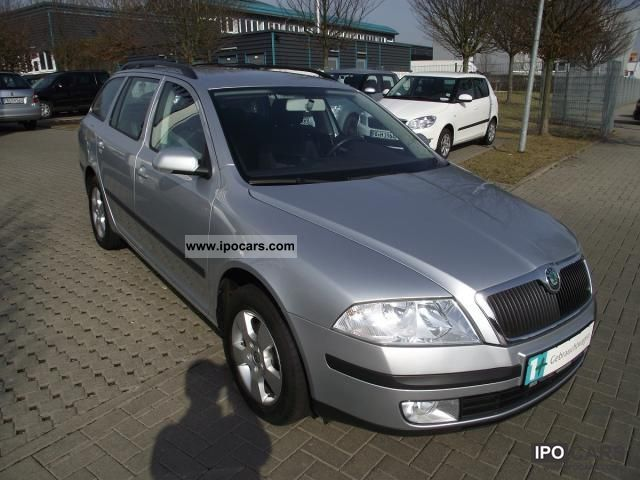 2009 Skoda  Octavia Ambiente 1.8 TSI Team Edition Estate Car Used vehicle photo
