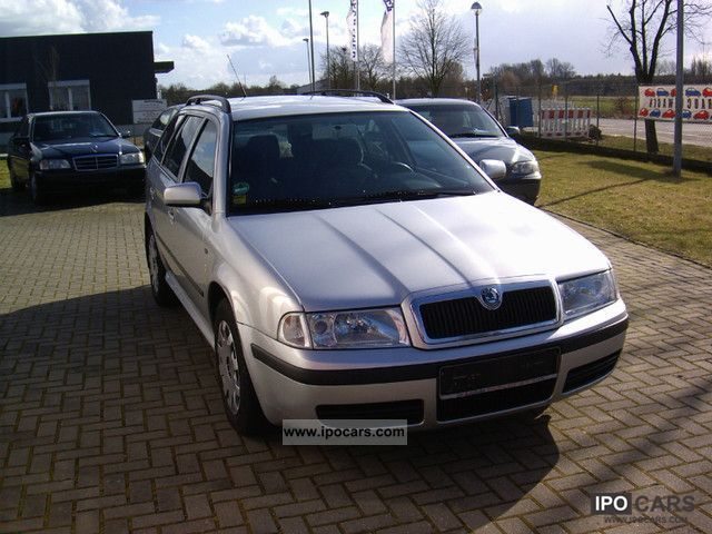 2004 skoda octavia combi 1 9 tdi automatic transmission car photo and specs. Black Bedroom Furniture Sets. Home Design Ideas