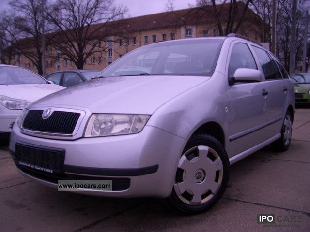 2003 Skoda  Fabia Combi 2.0 Extra Service History! Estate Car Used vehicle photo