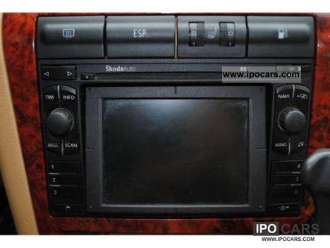 2002 skoda octavia 1 8 20v turbo l k combi 4x4 navi. Black Bedroom Furniture Sets. Home Design Ideas