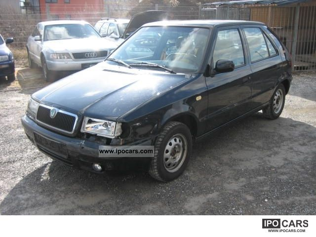 1999 Skoda  Felicia 1.6 LX Small Car Used vehicle photo