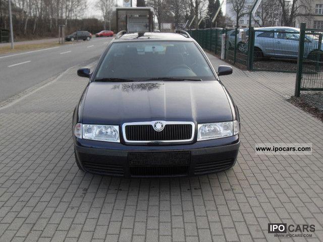 2003 Skoda  octavia Estate Car Used vehicle photo