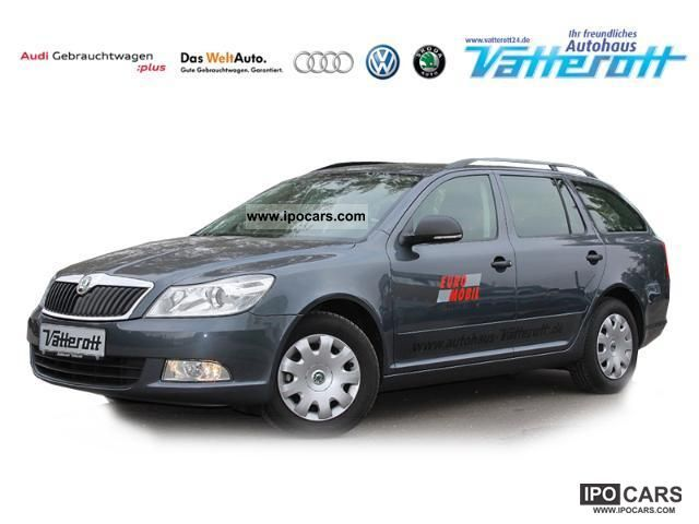 2011 Skoda  Octavia Classic 1.2 TSI Estate Car Used vehicle photo