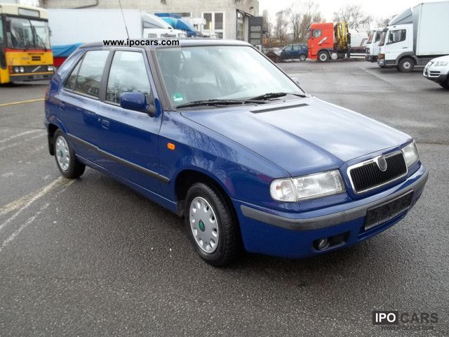 1999 Skoda  Felicia 1.3 GLXi Small Car Used vehicle photo