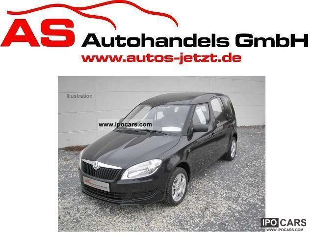 2011 Skoda  Roomster LPG Autogas system 16V 1.4 EASY climate Estate Car New vehicle photo
