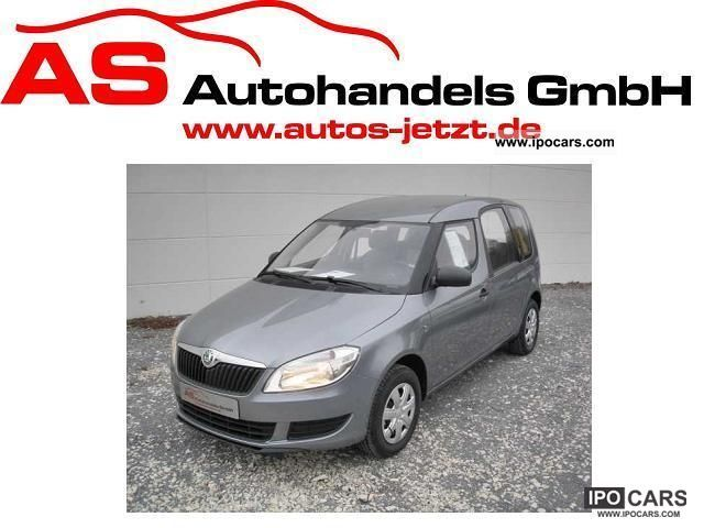 Skoda  Roomster 1.4 16V LPG Autogas system EASY air, M 2011 Liquefied Petroleum Gas Cars (LPG, GPL, propane) photo