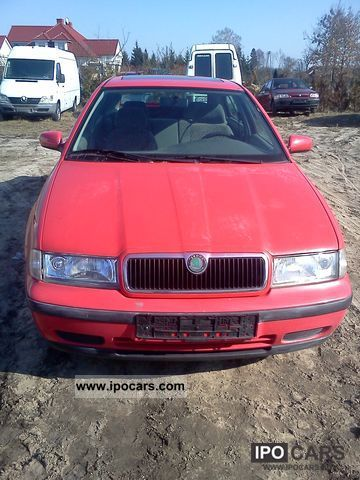 1997 Skoda  Octavia Limousine Used vehicle photo
