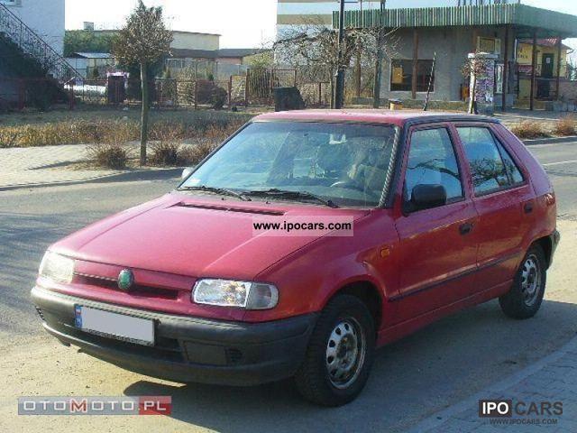 1995 Skoda  Felicia * OSZCZĘDNY, ZAREJESTROWANY Small Car Used vehicle photo