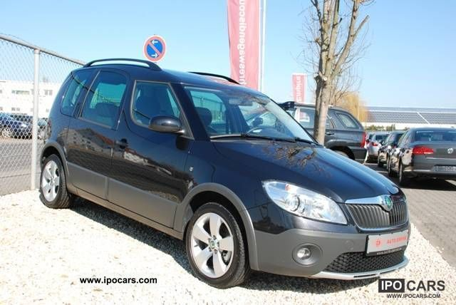 2011 skoda roomster scout 1 6 tdi cr 105 ps plus edition car photo and specs. Black Bedroom Furniture Sets. Home Design Ideas