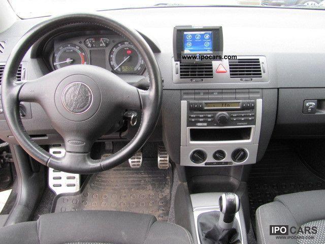 2006 skoda fabia 1.4 16v ambiente, alus of oz - car photo and specs