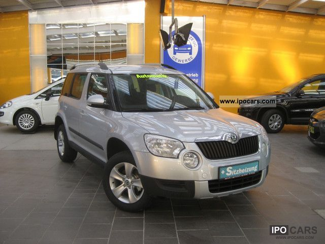2012 Skoda  Yeti 1.2 TSI Ambition DSG + ... Heated seats ... Off-road Vehicle/Pickup Truck Pre-Registration photo