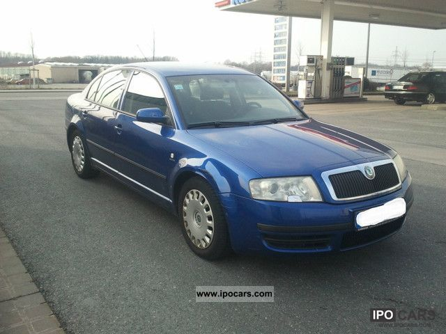 2002 Skoda Superb 2 8 V6 Elegance Xenon Euro 4 Car Photo And Specs
