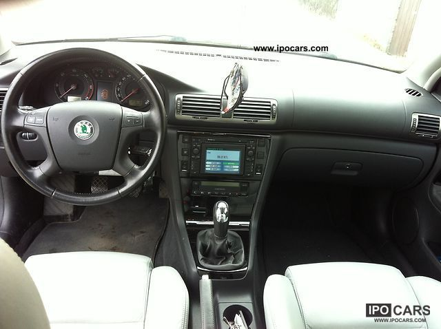 2005 Skoda Superb 1 9 Tdi Edition 100 Car Photo And Specs