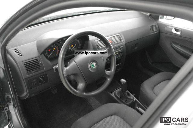 2004 skoda fabia 1.4 16v ambiente - car photo and specs