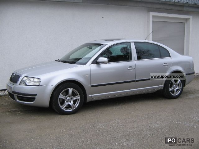2005 Skoda Superb Comfort 2 5 Tdi Car Photo And Specs