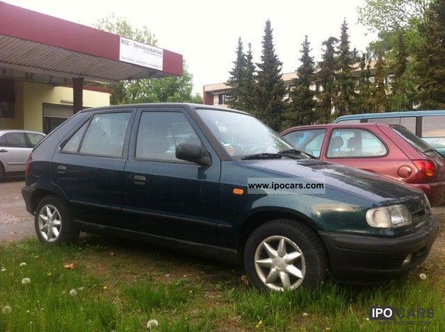 1995 Skoda  Felicia 1.3 GLXi Small Car Used vehicle photo