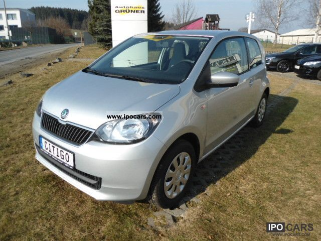 2011 Skoda  Citigo Ambition 1.0 Small Car New vehicle photo