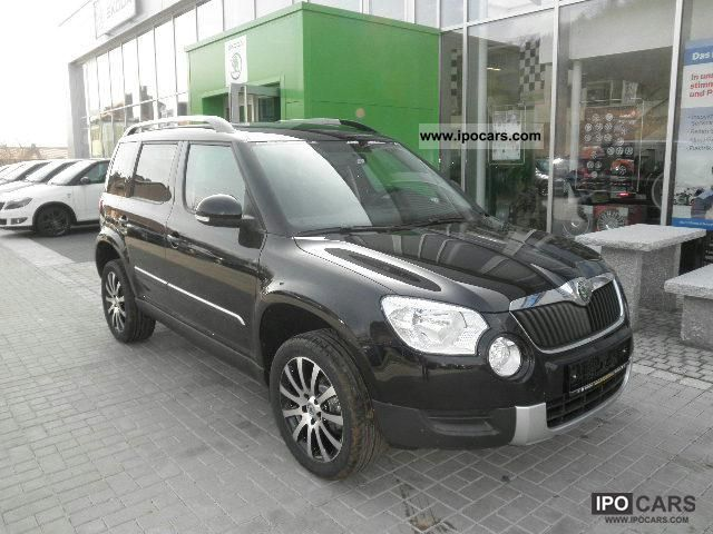 2011 Skoda  Yeti 1.2 TSI 77 kW / 105 PS FRESH Off-road Vehicle/Pickup Truck New vehicle photo
