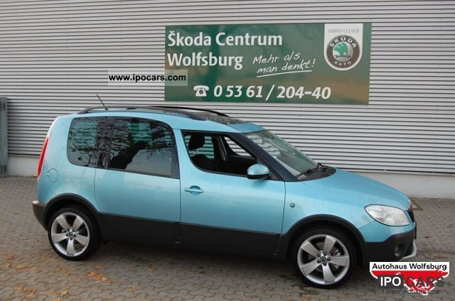 2011 skoda roomster scout 1 6 tdi dpf edition plus car photo and specs. Black Bedroom Furniture Sets. Home Design Ideas