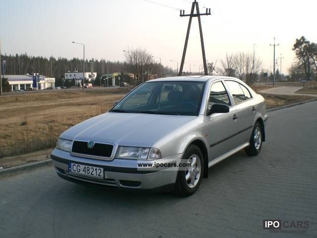 Skoda  GAZ 2000 Octavia SEKWENCYJNY ROK 2000 Liquefied Petroleum Gas Cars (LPG, GPL, propane) photo