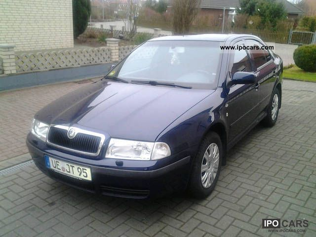 2002 skoda octavia 1 9 tdi season car photo and specs. Black Bedroom Furniture Sets. Home Design Ideas