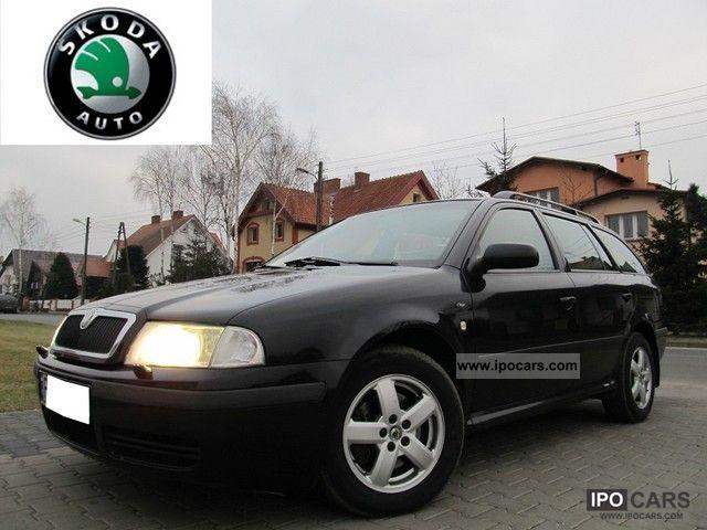 2002 Skoda  Octavia Laurin & Klement + MACHINE Estate Car Used vehicle photo