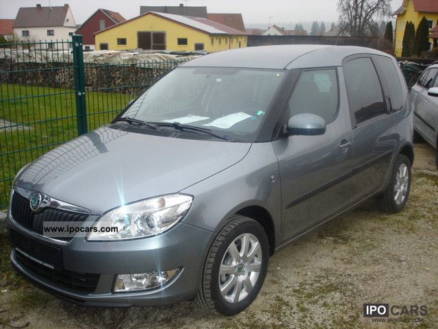 2011 skoda roomster 1 6 tdi dpf vehicle storage car photo and specs. Black Bedroom Furniture Sets. Home Design Ideas