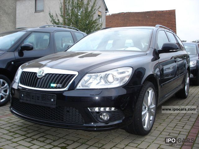 2011 skoda octavia rs 2 0 car photo and specs. Black Bedroom Furniture Sets. Home Design Ideas