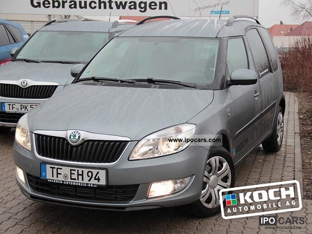 2012 skoda family roomster 1 6 tdi klima car photo and specs. Black Bedroom Furniture Sets. Home Design Ideas