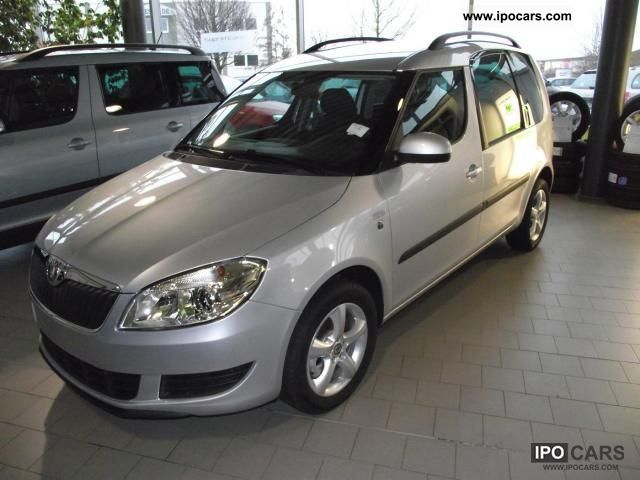 2011 skoda roomster 1 6 tdi dpf family car photo and specs. Black Bedroom Furniture Sets. Home Design Ideas
