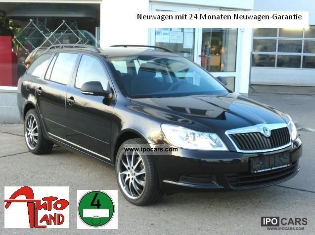 2011 Skoda  Octavia Combi 1.4TSI cars with Mint 24Monaten Estate Car New vehicle photo