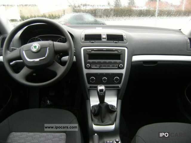 2012 Skoda Octavia 1 6 Tdi Ambiente Car Photo And Specs