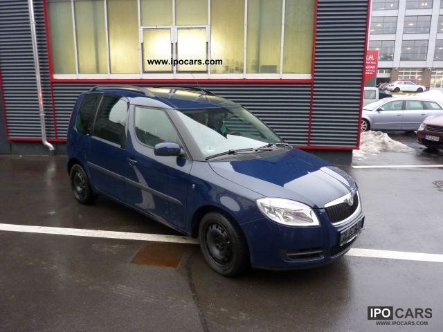 2008 Skoda  1.9 TDI DPF Style Plus Edition Van / Minibus Used vehicle photo