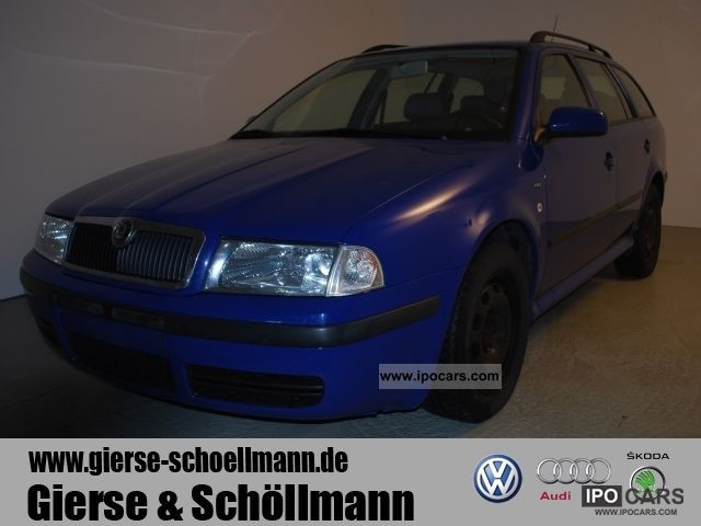 2002 Skoda  Octavia Ambiente 1.9 TDI Estate Car Used vehicle photo