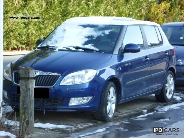 2010 Skoda  Fabia 1.6 TDI Sport Small Car Used vehicle photo