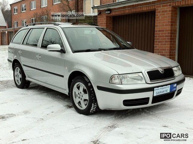 2002 Skoda  Combi 1.9TDI 1hand, climate control, cruise control, new gear Estate Car Used vehicle photo