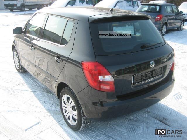 2011 skoda fabia 1.4 16v mpi ambiente  - car photo and specs