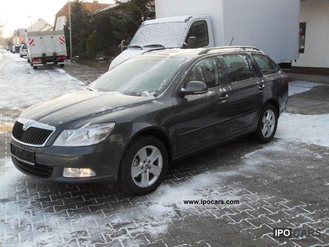 2011 Skoda  1.8 TSI 118KW/160PS weitgeh. Atmosphere EQUIPMENT Estate Car New vehicle photo