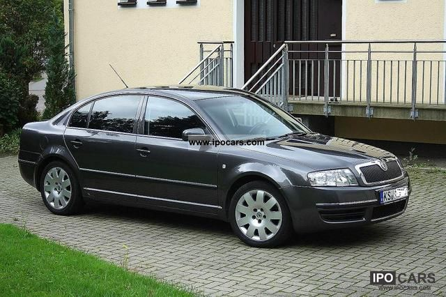 2005 Skoda Superb 2 5 Tdi Elegance Car Photo And Specs