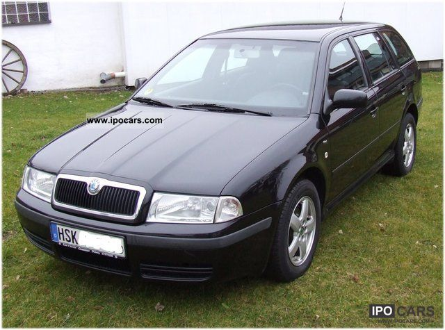 2002 skoda octavia combi 1 9 tdi car photo and specs. Black Bedroom Furniture Sets. Home Design Ideas