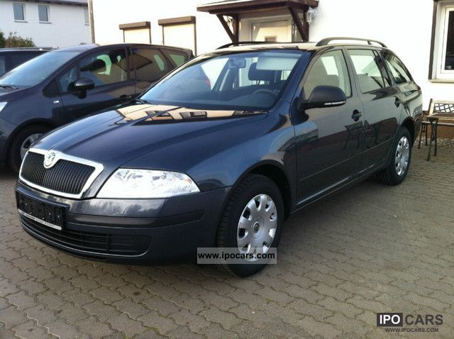 2011 Skoda  Combi Octavia 1.4 Tour Estate Car New vehicle photo