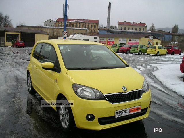 2002 Skoda  Citigo 1.0MPI Elegance NEW ESP air IMMEDIATELY Small Car New vehicle photo