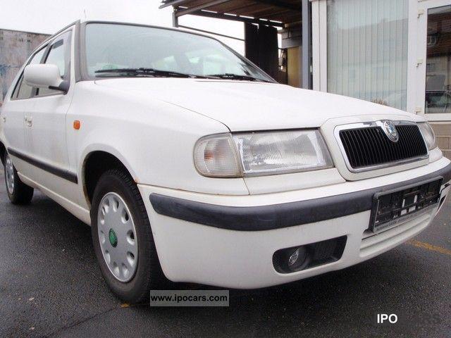 1998 Skoda  Felicia 1.6 Power Heated Small Car Used vehicle photo