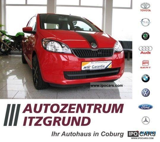 2011 Skoda  Citigo ambience 1.2 now available! Small Car New vehicle photo