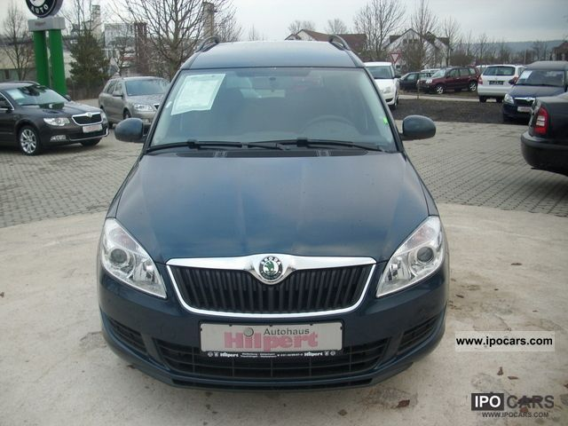 2011 Skoda  1.2l 77kW TSI Roomster Ambition Plus Edition sof Van / Minibus New vehicle photo