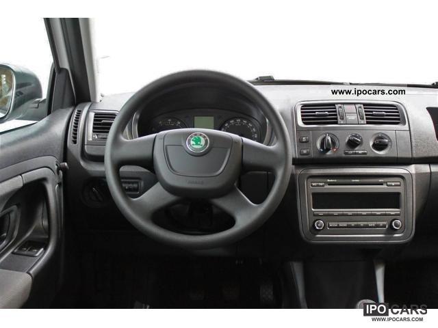2011 Skoda Fabia Combi 12 Greentec Cool Edition Car Photo And Specs