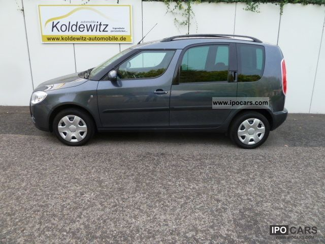 2009 skoda roomster 1 4 tdi dpf style car photo and specs. Black Bedroom Furniture Sets. Home Design Ideas
