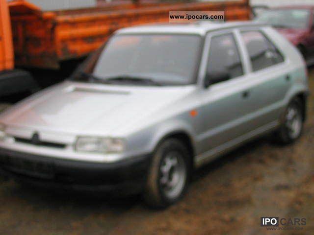 1998 Skoda  Felicia 1.3, 2x airbag Small Car Used vehicle photo